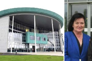 Pat Brennan-Barrett says she may not be able to attract enough teachers to Northampton College if funding remains frozen
