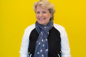 Sandi Toksvig is coming to Northampton