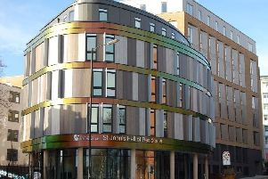 St John's Hall of Residence is home to students