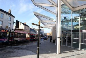 The North Gate Bus Station
