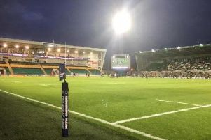 The borough council has agreed to loan the Saints for improvements to Franklin's Gardens