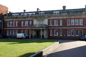 The disciplinary hearing took place at Wootton Hall