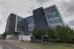 Avon UK's head office in Northampton (Picture: Google)
