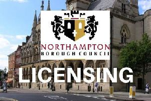 Northampton Borough Council's licensing committee will investigate the request by Northamptonshire Police