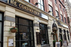 The Cordwainer pub in The Ridings is undergoing a one million pound renovation in April.