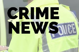 Cyclist threatened with knife by robber in Corby