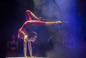 Review: Cirque Berserk! at the Royal & Derngate, Northampton