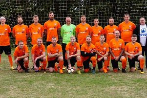 A team of Northamptonshire dads formed a football team this year to remember their late children and have since gone on to inspire 32 other teams in the country to start a team.