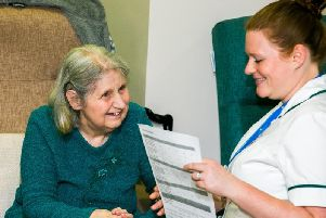 Cynthia Spencer hospice wants to show patients how they can find their independence again