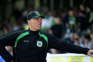 Yeovil caretaker boss Neale Marmon replaced the sacked Darren Way last month. Picture: Getty
