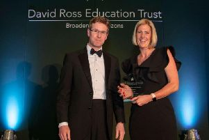Headteacher of the Year was won by Kim Duff from Kings Heath Academy.
