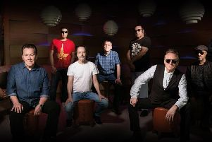 UB40 have forty UK Top 40 hit singles