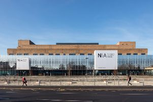 Northampton International Academy has won a national architecture award.