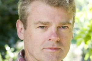 Northampton born and bred author Mark Haddon says his latest work, The Porpoise, gave him a chance to fill in the gaps of a largely lost Shakespeare play.