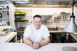 Hibiscus head chef Sam Squires is taking his team to Delapre Abbey on June 11.