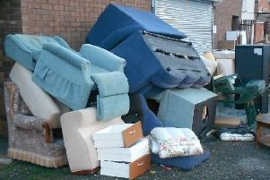 The discount is aiming to help reduce fly-tipping in Northampton