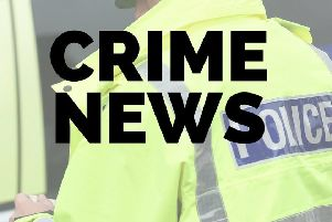 Three men rob victim at knifepoint in Corby