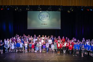 All the winners and finalists from the Northamptonshire Education Awards