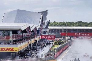 The British Grand Prix will be held at Silverstone this weekend
