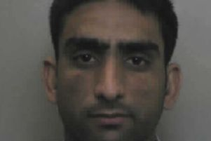 Azhar Younas, who went on the run from the authorities to Spain. NNL-190208-145133005