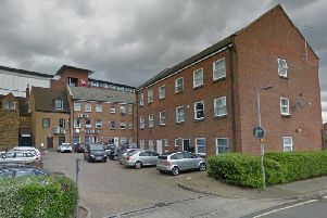 """40 new jobs have been created a """"housing with support"""" scheme in Northampton."""