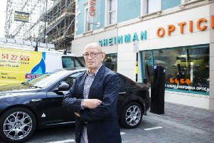 Optometrist at Sheinman Opticians and EyeLab and director of the Northampton Town Centre BID, John Sheinman believes the costs will affect business.