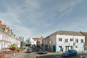 The incident happened on St Edmunds Road, near York Road.
