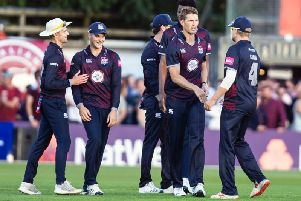 The Steelbacks saw off the Rapids on Friday night (pictures: Kirsty Edmonds)