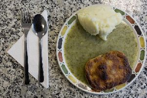 Pie and mash is coming to Northampton. Stock photo by Getty Images
