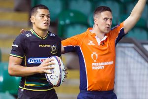 Connor Tupai will skipper Saints in the Premiership Rugby 7s