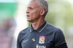 Keith Curle's side have impressed against the division's top sides so far this season. Picture: Pete Norton