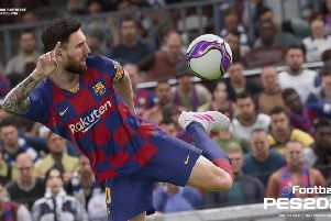 Lionel Messi is back fronting Pro Evo