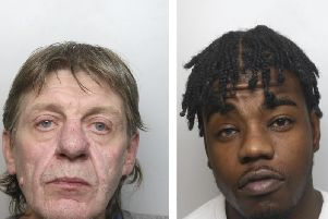 Willmott (left) and Ashby have been jailed.