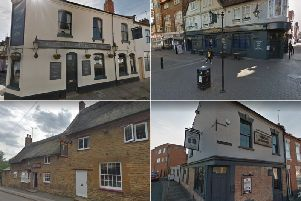 These are the top rated pubs in Northampton according to Google user reviews.