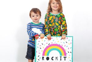 Rock It children's clothes shop opened at St Crispin Retail Village