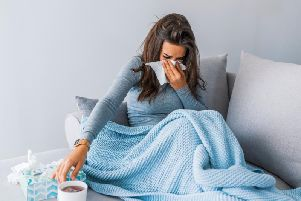 A life-threatening strain of flu could hit the UK this winter, experts have warned. (Photo: Shutterstock)