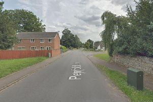 Ben Ginn, 43, of no fixed address, is accused of a burglary and attempted burglary on Penfold Lane, Kingsthorpe. Photo: Google