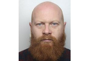 Mark Duncan Redhead, from Wellingborough, is wanted by police