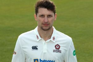 Jack White has signed a new one-year contract with Northants