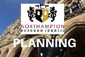 The application will be discussed by Northampton Borough Council's planning committee