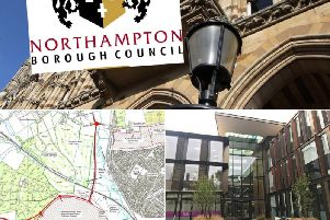 Both Northamptonshire County Council and Northampton Borough Council have scrapped planning meetings over the North-West Relief Road