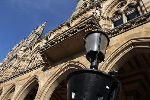 The planning policy change has been approved at The Guildhall