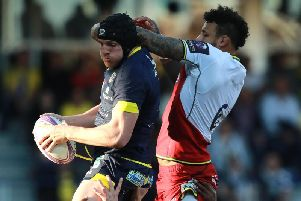 Saints met French opposition three times in Europe last season, losing all three matches to Clermont Auvergne