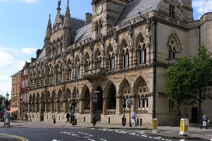 Northampton Borough Council's cabinet met this week at The Guildhall