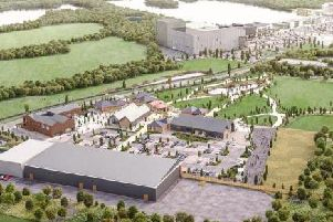 Planning officers have recommended the Rushden Living plan is refused.