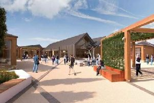 Rushden Living is being proposed on green land to the West of the exiting Rushden Lakes complex.