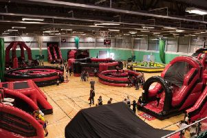 Wacky World is coming to Northampton (file picture)