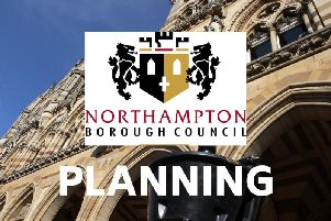 The application has been submitted to Northampton Borough Council