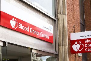 There are 23 permanent blood donation venues in England (Shutterstock)