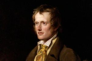 John Clare was a local romantic poet known for walking from Essex to Northamptonshire in 1841.